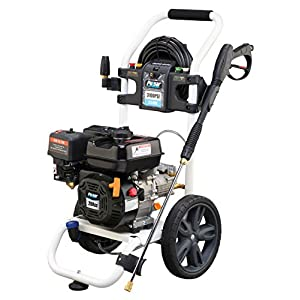 Pulsar PGPW3100H-AT Gasoline Pressure Washer, 3100 PSI