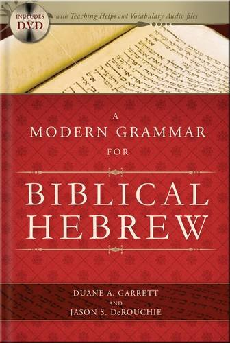 A Modern Grammar for Biblical Hebrew