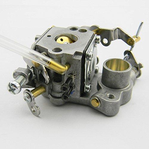 Amazon Com Carburetor Carb With Primer Bulb For Poulan Pp4218