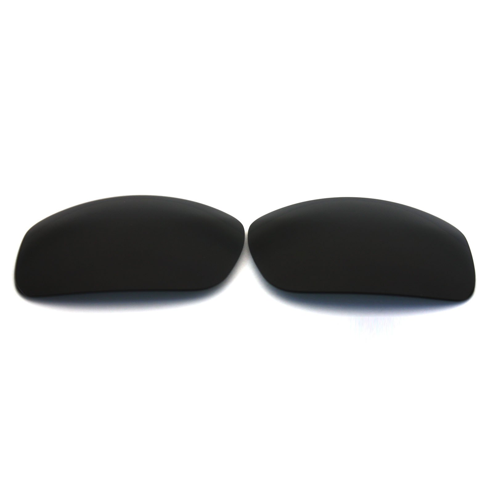 Polarized Replacement Lenses for Spy Optic Dirty Mo Sunglasses Black