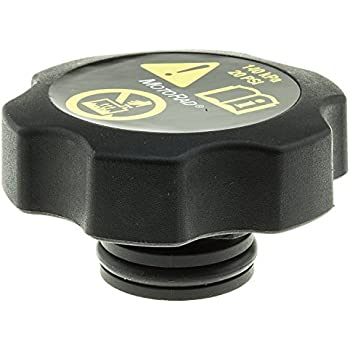 Engine Coolant Recovery Tank Cap-Standard Coolant Recovery Tank Cap Motorad T55