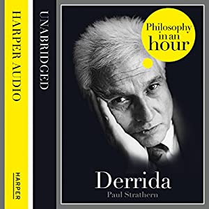 Derrida: Philosophy in an Hour Audiobook