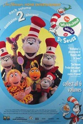The Wubbulous World Of Dr Seuss Video Jim Henson Home Entertainment 27X40 Poster