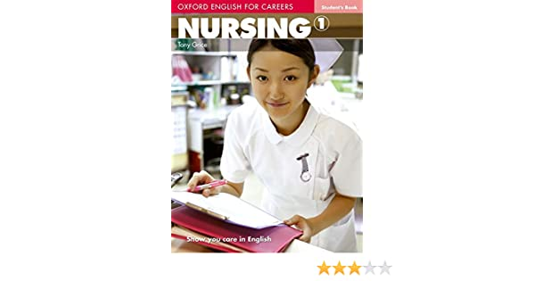 Oxford english for careers nursing 1 students book 0000194569772 oxford english for careers nursing 1 students book 0000194569772 medicine health science books amazon fandeluxe Image collections