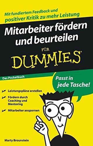 mitarbeiter-frdern-und-beurteilen-fr-dummies-das-pocketbuch