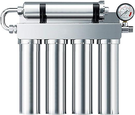 Sistema de filtración de agua potable de ultrafiltración debajo ...