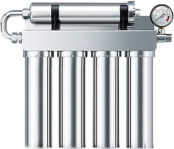 Sistema de filtración de agua potable de ultrafiltración debajo del fregadero de 5 etapas, filtro de agua ...