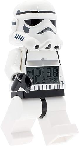 LEGO Star Wars Stormtrooper Figurine Réveil Digital 9002137