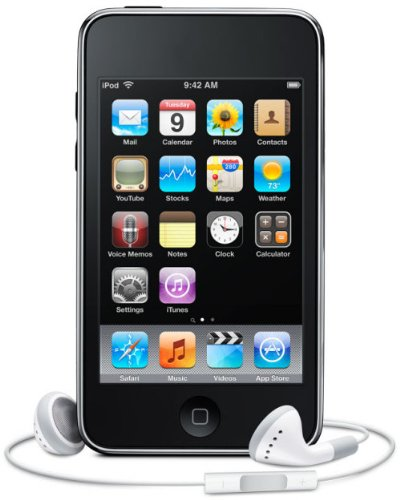 Apple iPod touch 8 GB 3rd Generation (Discontinued by Manufacturer) (Ipod Touch 2nd Generation)