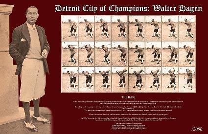 (City of Champions: Walter Hagen