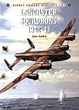 Lancaster Squadrons 1942-43, Jon Lake, 1841763136