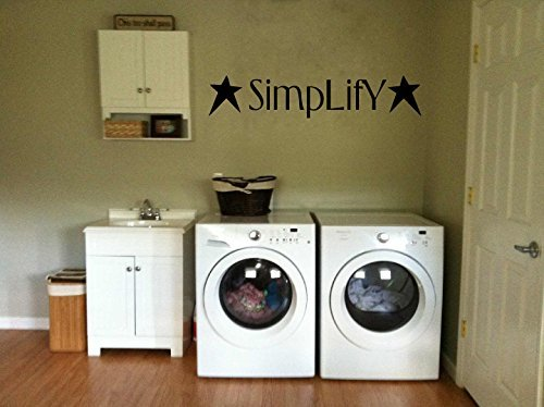 simplify-with-country-primitive-stars-vinyl-wall-words-decal-sticker-graphic