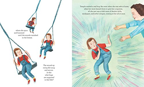 How to Build a Hug: Temple Grandin and Her Amazing Squeeze Machine by Atheneum Books for Young Readers (Image #5)