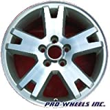"Ford Explorer 17X7.5"" Machined Silver Factory Original Wheel Rim 3626"