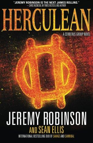 Herculean (Cerberus Group Book 1) (Volume 1)