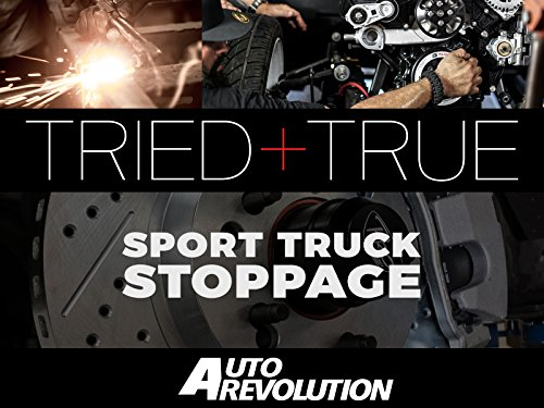 Sport Truck Stoppage (Truck Spindle)
