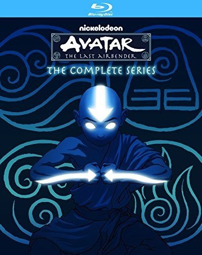 : Avatar - The Last Airbender: The Complete Series [Blu-ray]