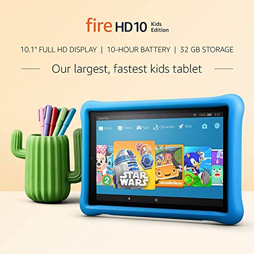 Amazon Fire Kid Proof Tablet 1080p product image
