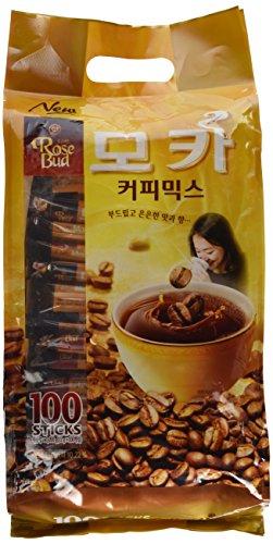 Rosebud Mocha Coffee Mix (12gx100pack)