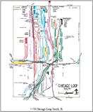 A Railroad Atlas of the United States in 1946: Volume 4: Illinois, Wisconsin, and Upper Michigan (Creating the North American Landscape)