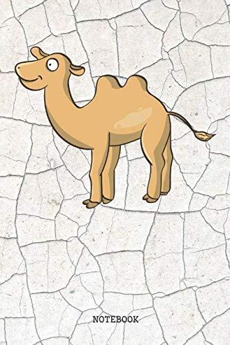 Camel Riding Costumes - Notebook: Funny Cartoon Desert Camel Planner