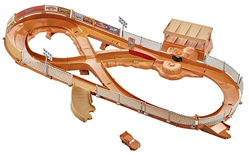 - Disney/Pixar Cars 3 Thunder Hollow Criss-cross Track Set