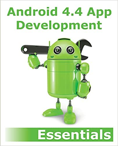 Smyth N 2014 Android 44 App Development Essentials EBookFrenzy