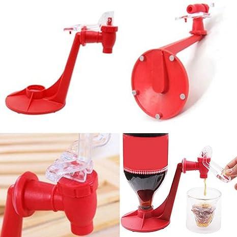 Zhouba creativo soda drink dispense gadget Coke party Drinking automatico dispenser strumento Multi