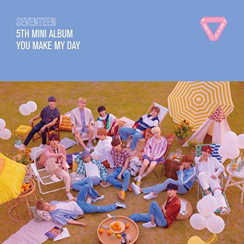 - SEVENTEEN 5TH MINI ALBUM 'YOU MAKE MY DAY'