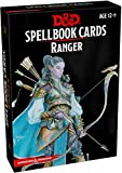 Book cover from Spellbook Cards: Ranger (Dungeons & Dragons)
