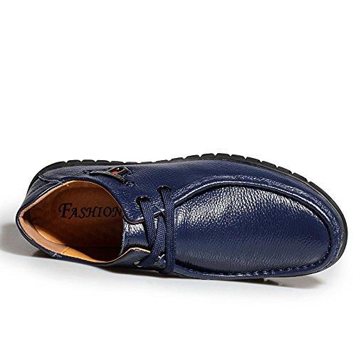Salabobo - Botas hombre, color azul, talla 41