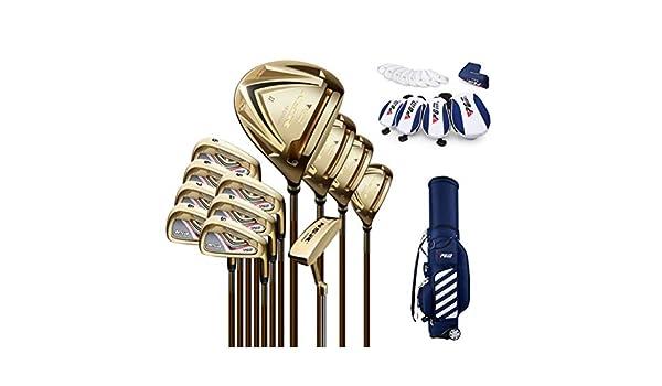 YPSMCYL Conjunto De Palos De Golf para Hombres Y Mujeres ...