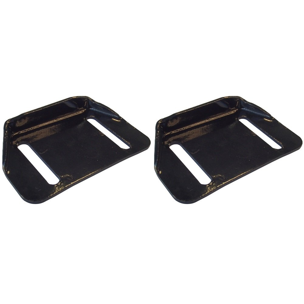 Oregon 73-826 Pack of 2 Snow Thrower Skids for MTD
