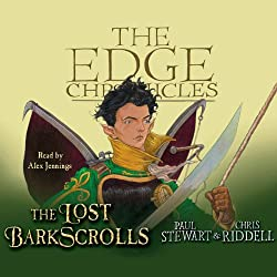 The Lost Barkscrolls