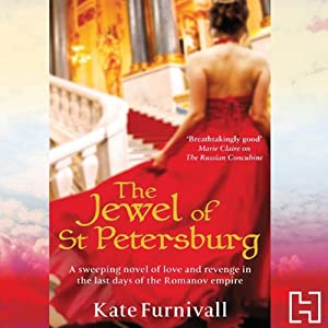 The Jewel of St Petersburg Audiobook