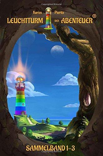 Leuchtturm der Abenteuer Band 1-3: Spannende & lustige Kinderbücher für Leseanfänger - Kinderbuch ab 6 Jahren für Jungen & Mädchen - Gutenachtgeschichten & Vorlesegeschichten für Kinder