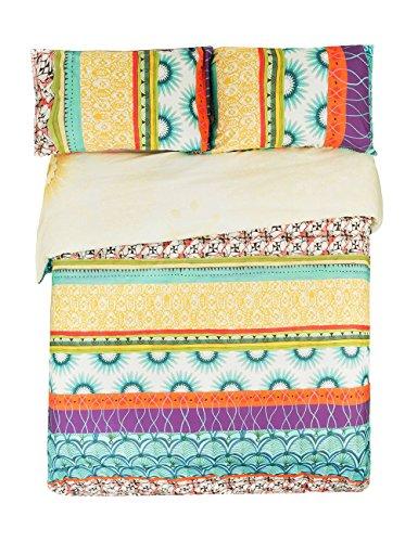 desigual bettw sche botanical dream 240x220 cm bettmix. Black Bedroom Furniture Sets. Home Design Ideas