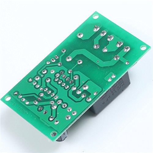JK021 Delay Relay Module AC220V 1-200S AC220V Power-ON Delay OFF-ON Adjustable Delay Time