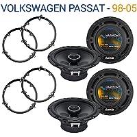 Volkswagen Passat 1998-2005 Factory Speaker Upgrade Harmony (2) R65 Package New