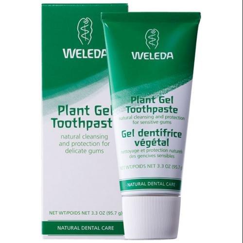 (Weleda Plant Gel Toothpaste for Sensitive Gums-2.5 oz)