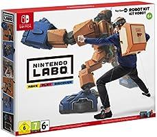 Switch Nintendo Labo - Kit de robot (Toy-Con 02)