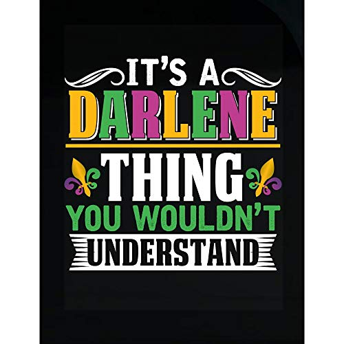 Amazing Fan Store It's a Darlene Thing You