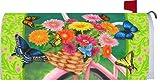 Mailbox Cover Flower Power By Custom Decor 18x21