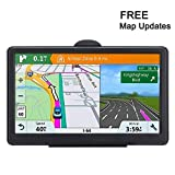 GPS Navigation System, LONGRUF 7-inch 8GB-256MB