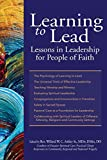 img - for Learning to Lead: Lessons in Leadership for People of Faith book / textbook / text book