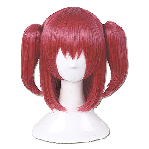 SUNCOS LoveLive ! Sunshine ! Aqours Full Hair Female Woman Party Cosplay Wig (Kurosawa Ruby)