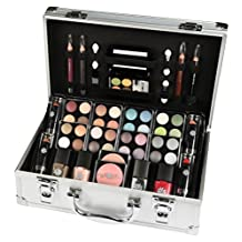 make up set vanity case gift cosmetics 51 piece