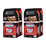 Kingsford 31267 Match Light Charcoal Briquettes, Two 11.6 Pounds (4 pack)