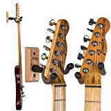 String Swing CC01KOAK Hardwood Home & Studio Guitar Hanger