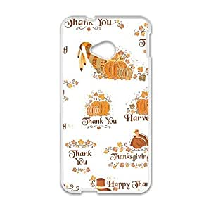 Thanksgiving Day For HTC One M7 Csaes phone Case THQ140359